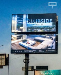 Al Burouj reveals the stunning views of Clubside Residence