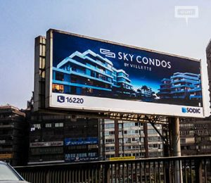 SODIC launches new OOH campaign for Sky Condos