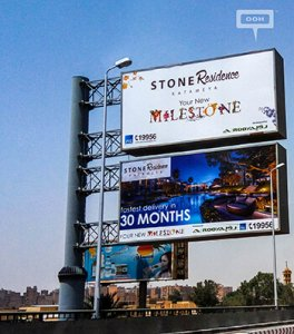Rooya Group relaunches OOH campaign for Stone Residence
