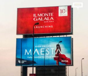 "Tatweer Misr evolves ""Maestá"" campaign for Il Monte Galala"