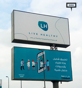 Live Healthy evolves outdoor campaign