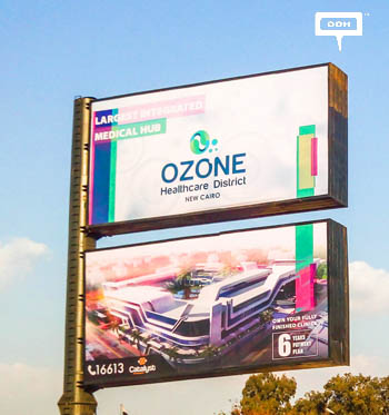 Catalyst launches Ozone healthcare district in New Cairo