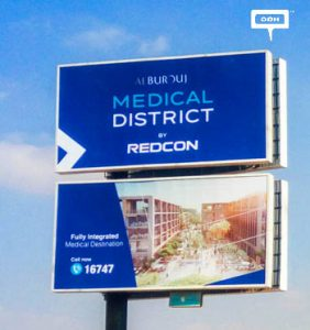 Redcon launches Medical District at Al Burouj