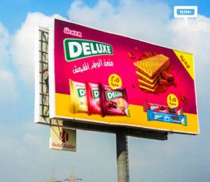 Ülker presents new flavors with OOH campaign