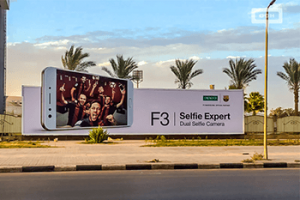 OPPO launches F3 in Egypt