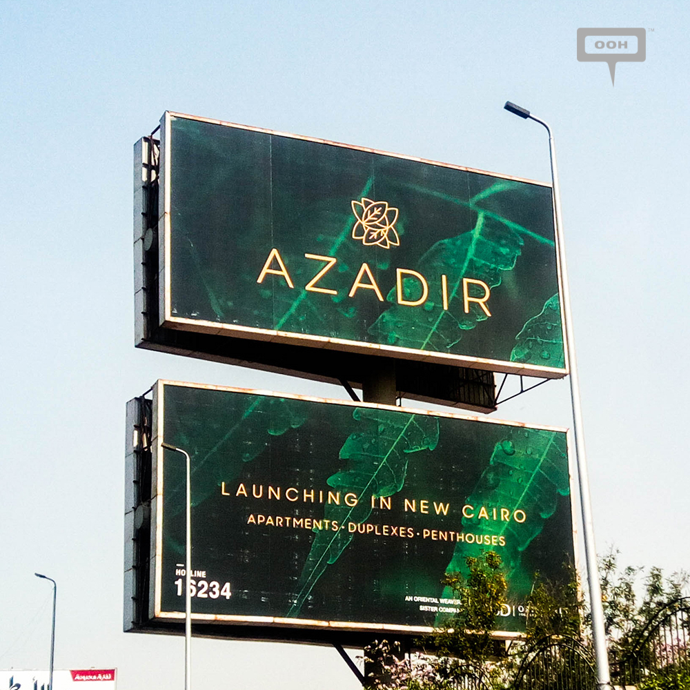 OUD announces the launch of AZADIR in New Cairo