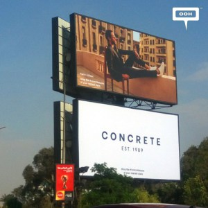 Concrete launches Spring collection in full color