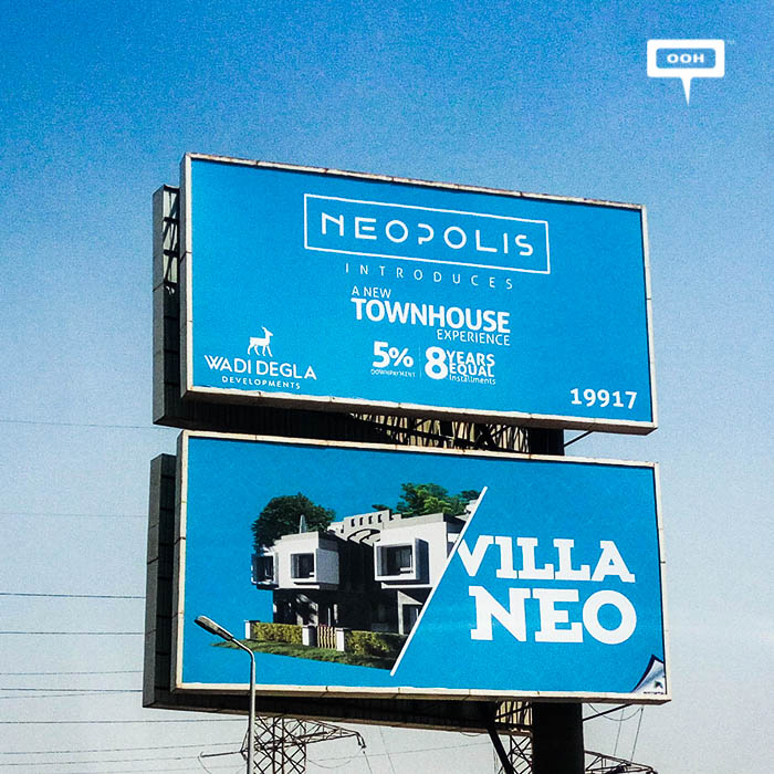 "Wadi Degla launches ""Villa Neo"" at Neopolis"
