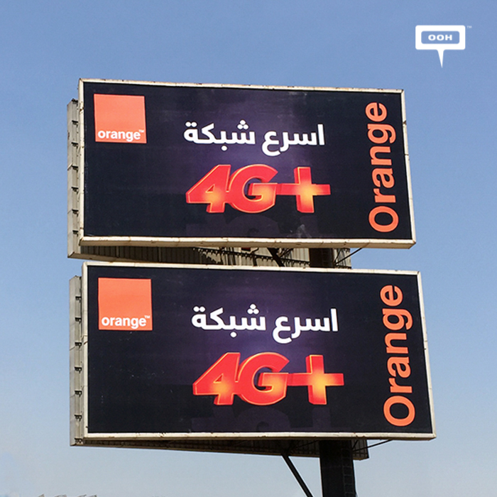Orange upgrades network to 4G+