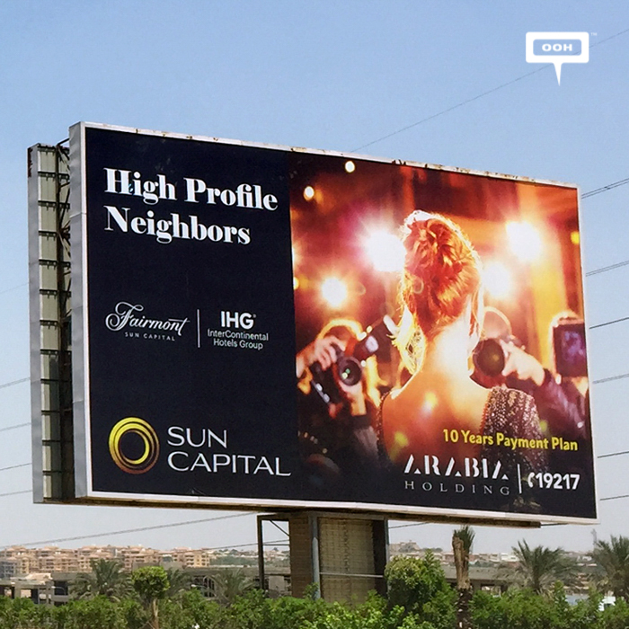 "Sun Capital reappears with ""high"" OOH campaign"