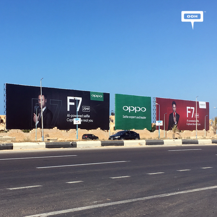 OPPO enlists Neymar as the image of OPPO F7