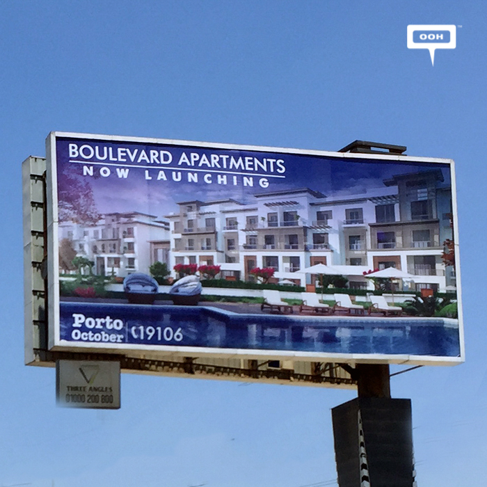 Porto October announces Boulevard Apartments