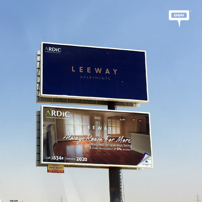 ARDIC presents Leeway Apartments