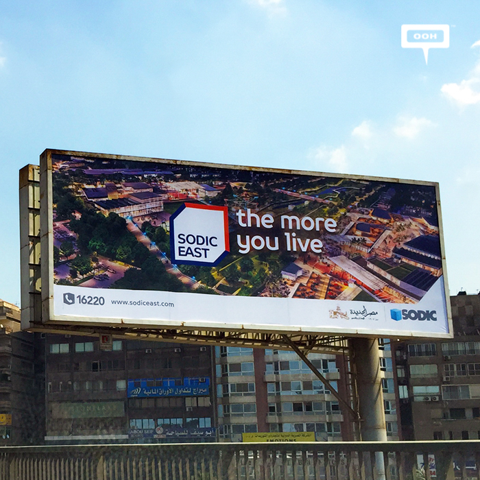 SODIC EAST returns with stronger outdoor campaign