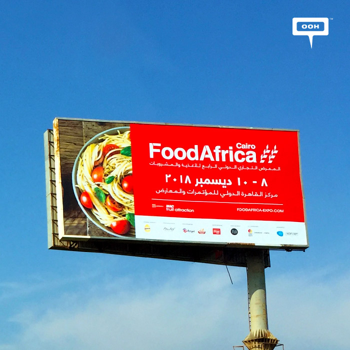 Food Africa announces 4th edition with OOH