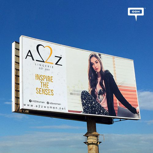 A2Z presents winter collection with new OOH