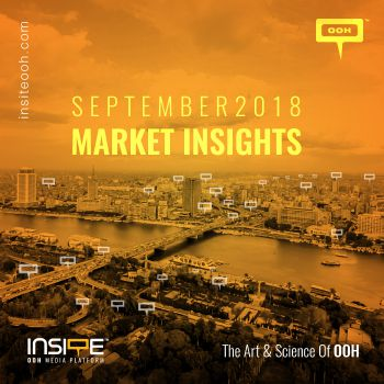 OOH MARKET INSIGHTS SEPTEMBER 2018