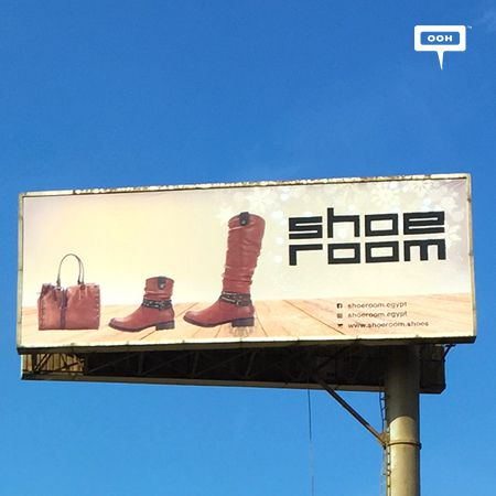 Shoe Room extends OOH campaign to celebrate Christmas