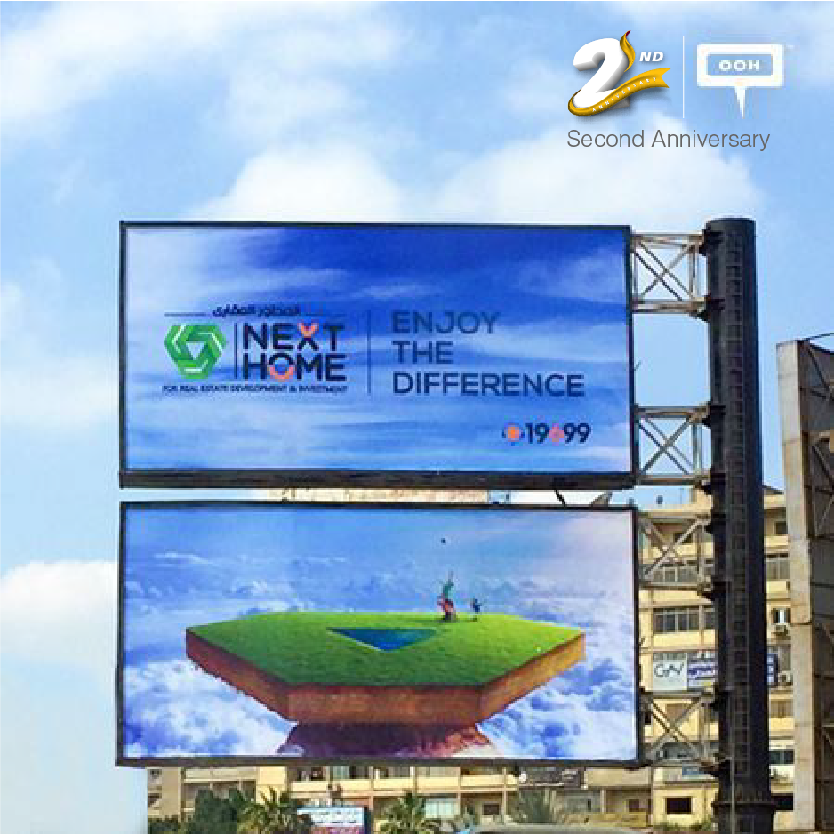 Next Home launches new OOH campaign for Next Point