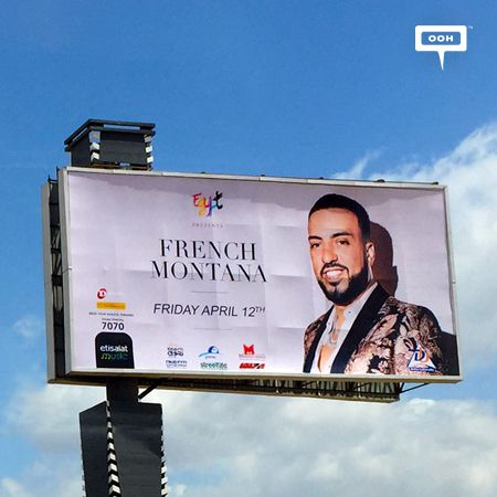 French Montana will perform in Egypt for the first time