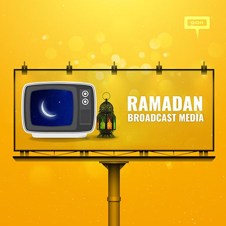 Seven broadcast media channels are racing to conquer the OOH throne in Ramadan