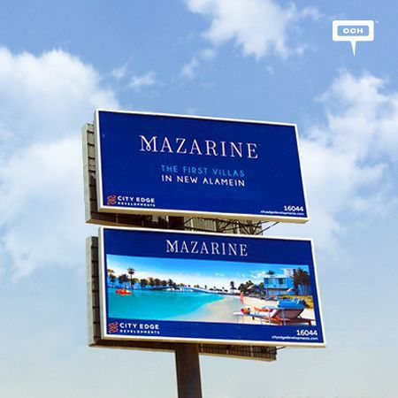 City Edge invites you to own your first villas in Mazarine