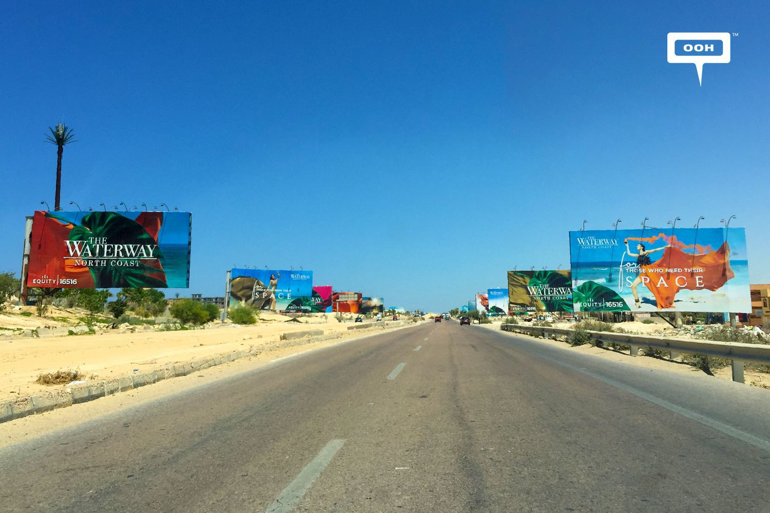 The North Coast billboards freshen our summer with several OOH campaigns-07