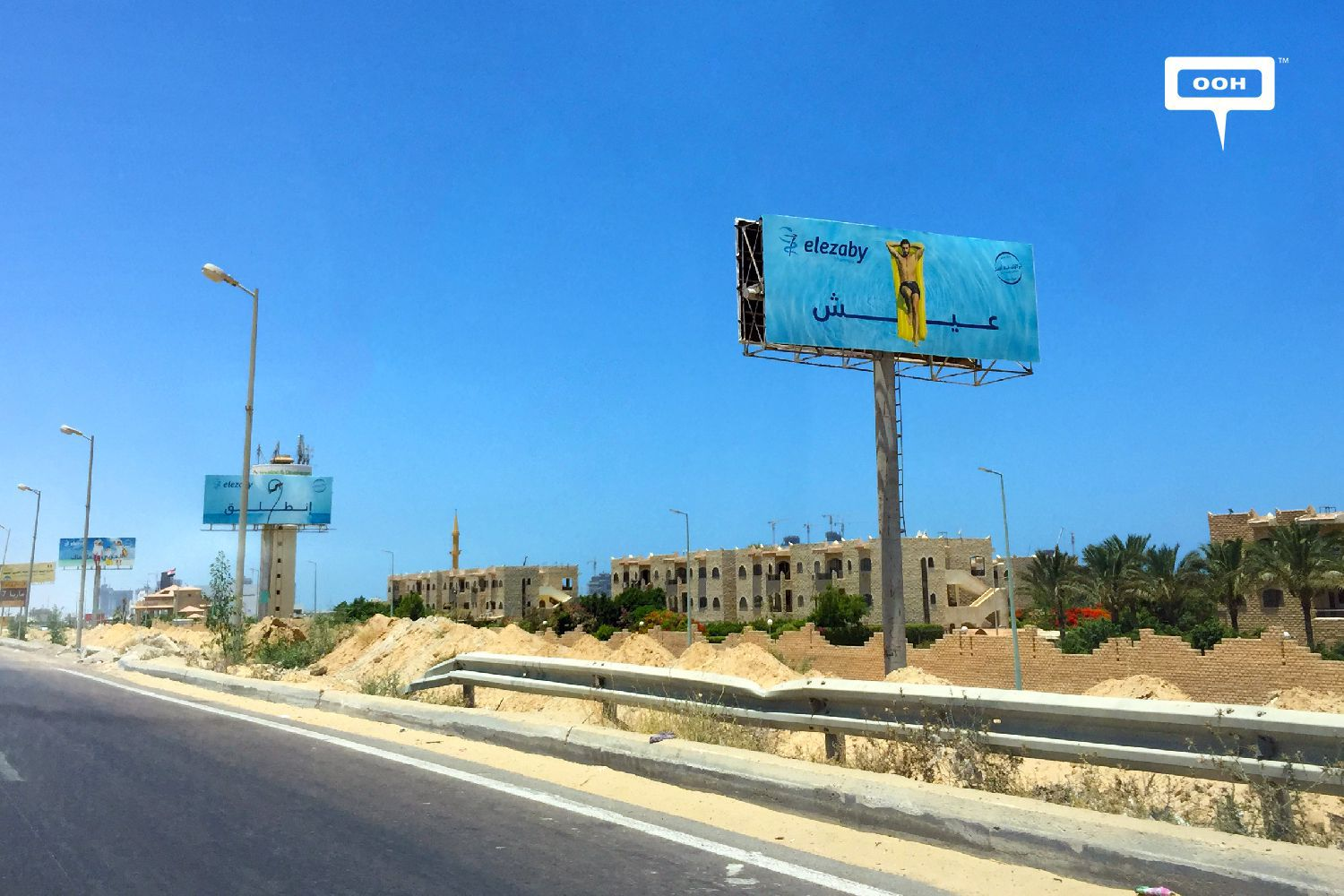 The North Coast billboards freshen our summer with several OOH campaigns-010