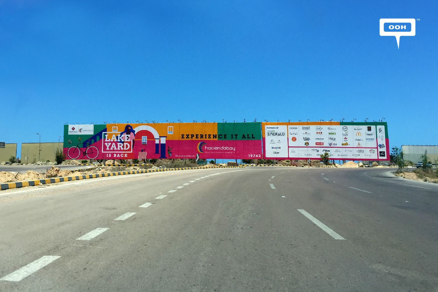 The North Coast billboards freshen our summer with several OOH campaigns-012