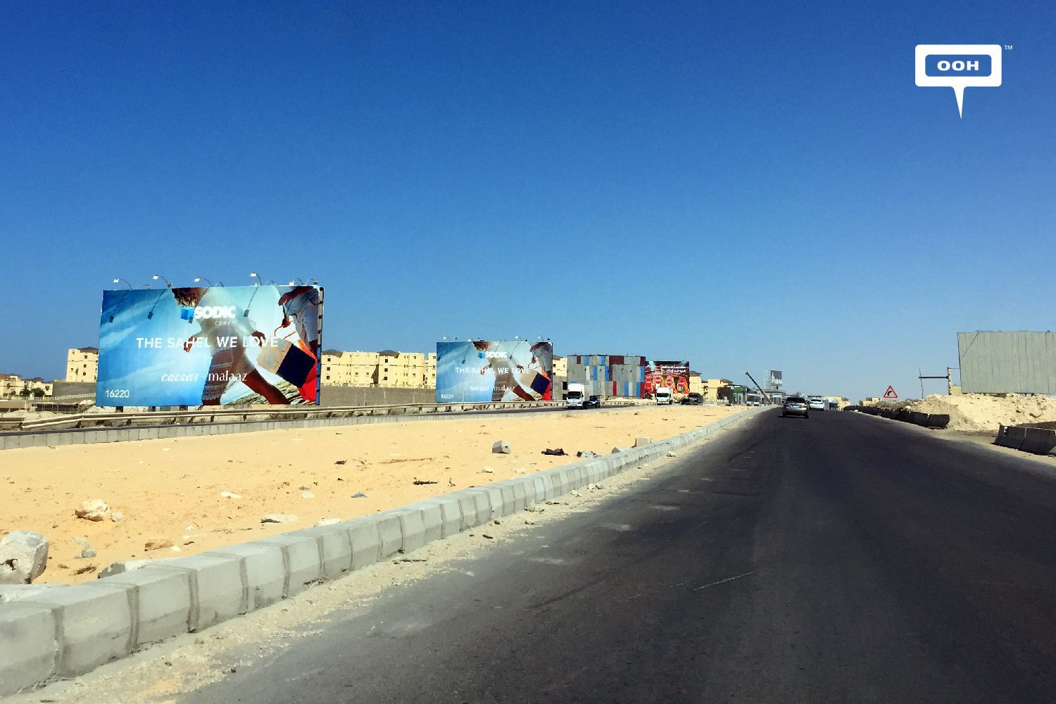 The North Coast billboards freshen our summer with several OOH campaigns-014