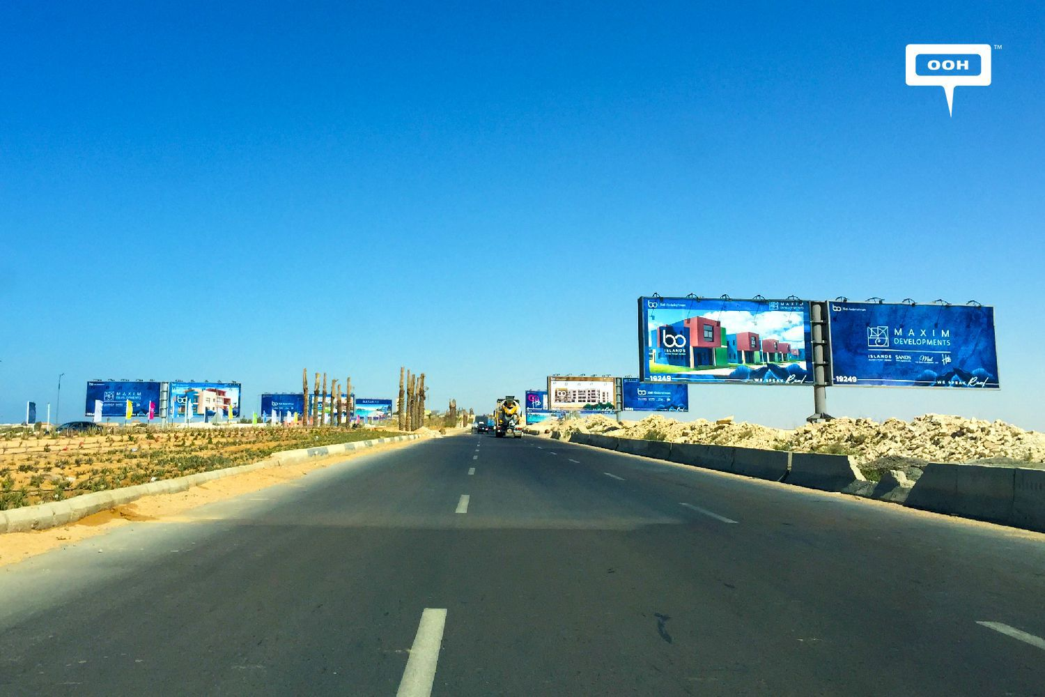 The North Coast billboards freshen our summer with several OOH campaigns-021