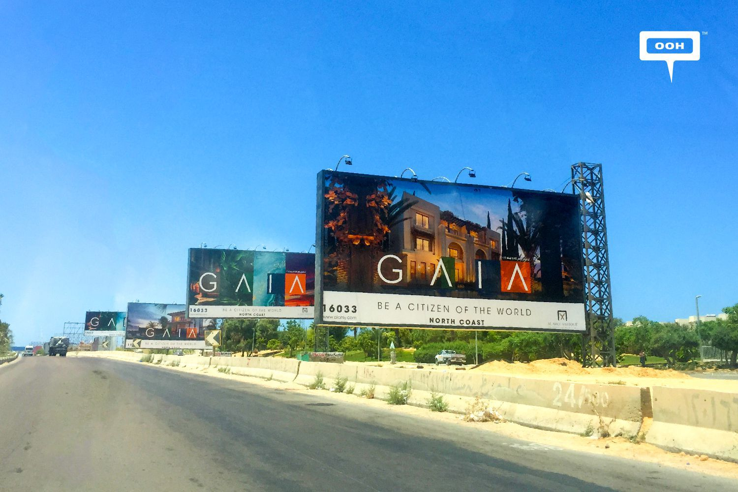 The North Coast billboards freshen our summer with several OOH campaigns-023