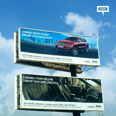 The legendary Jeep Grand Cherokee stresses on performance and safety