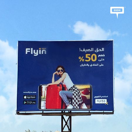 Travel with flyin.com and get unimaginable discounts