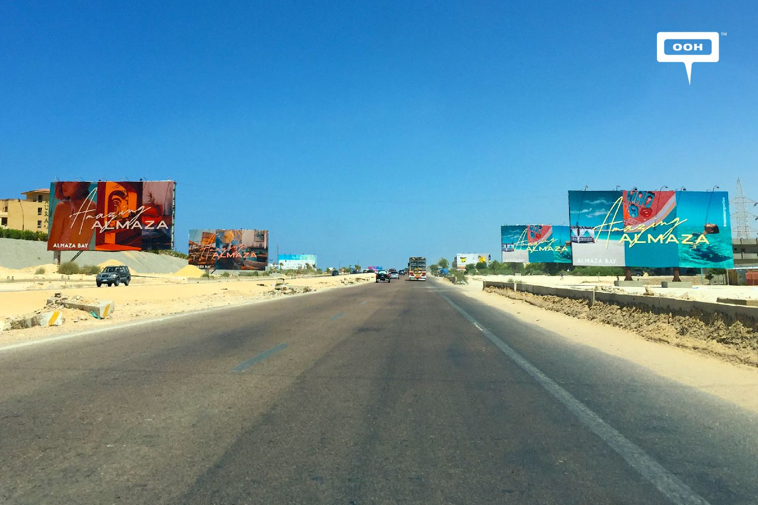 The billboards of the North Coast have witnessed a wave of creativity during July-09