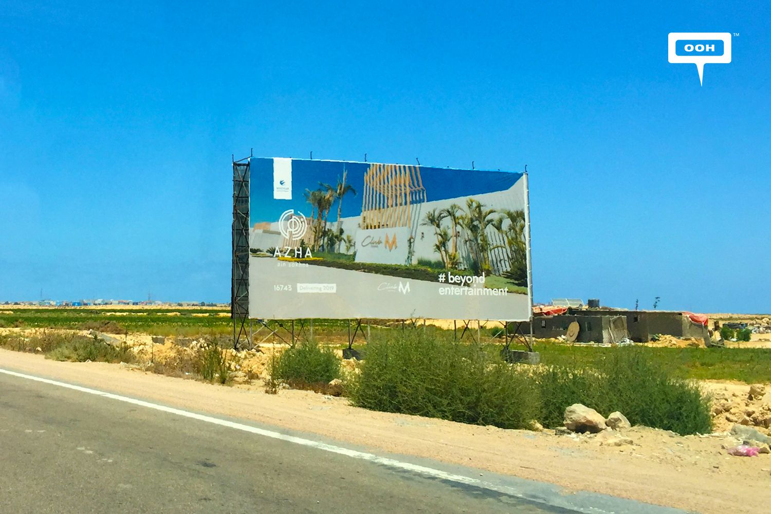 The billboards of the North Coast have witnessed a wave of creativity during July-012