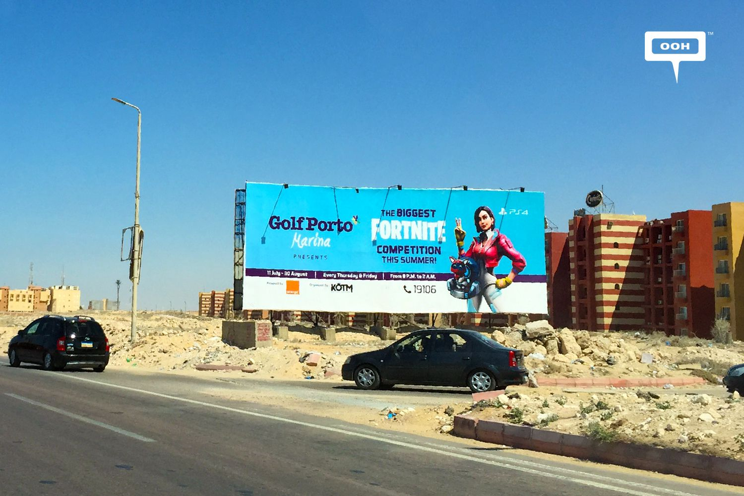 The billboards of the North Coast have witnessed a wave of creativity during July-015