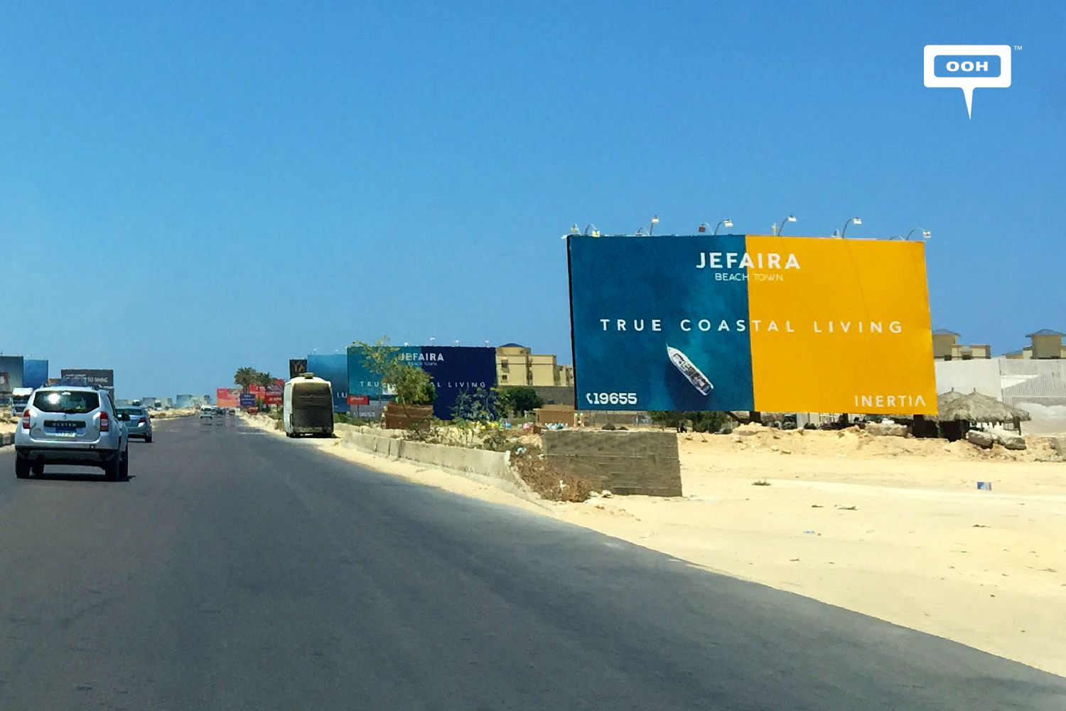 The billboards of the North Coast have witnessed a wave of creativity during July-04