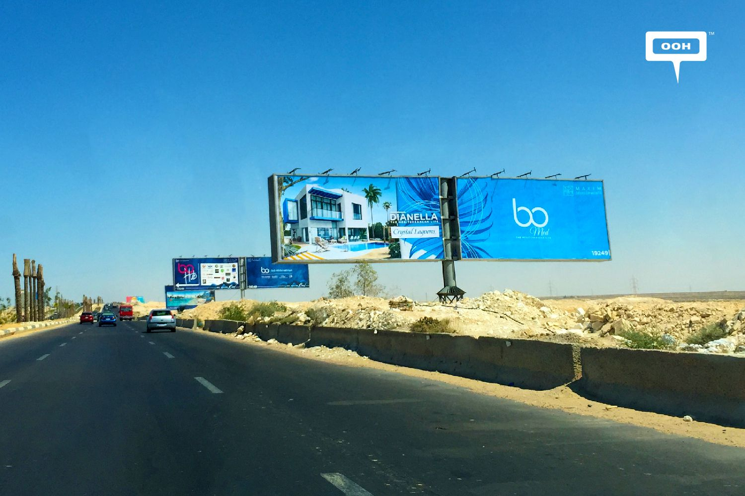 The billboards of the North Coast have witnessed a wave of creativity during July-024