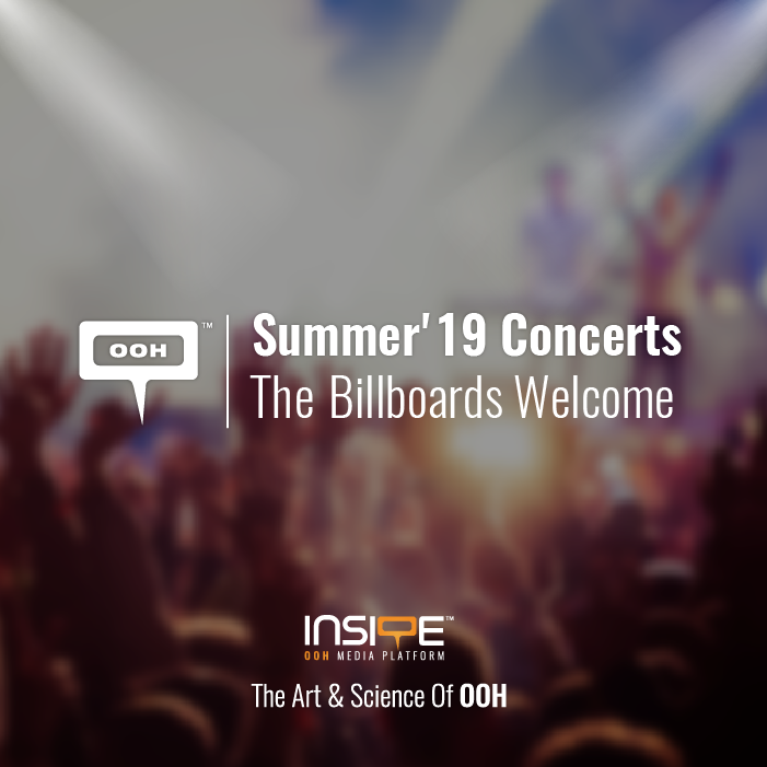 Summer'19 concerts, gigs and tours spread fun on the billboards of Cairo and Sahel