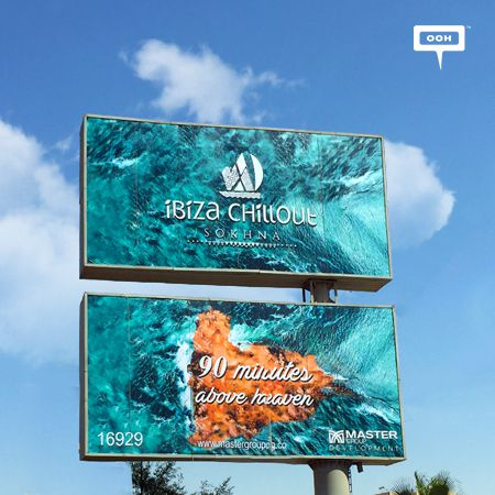 Ibiza Chillout brings the Spanish vibes with a massive OOH campaign