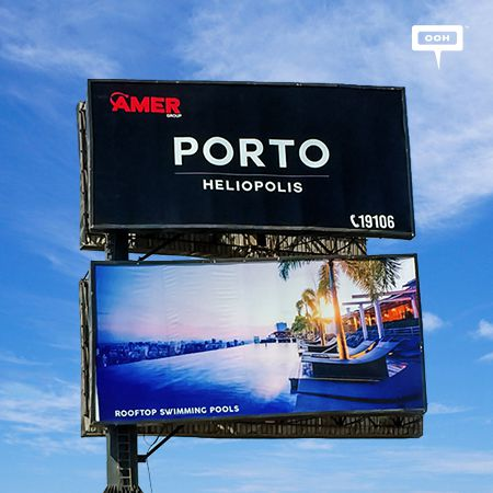 Amer Group brings Porto Heliopolis to the OOH arena