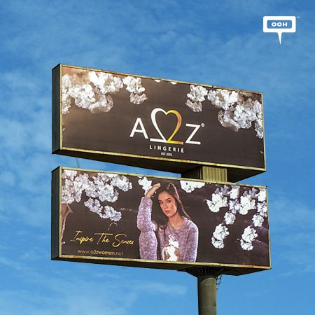 A2Z launches its winter collection on an outdoor campaign