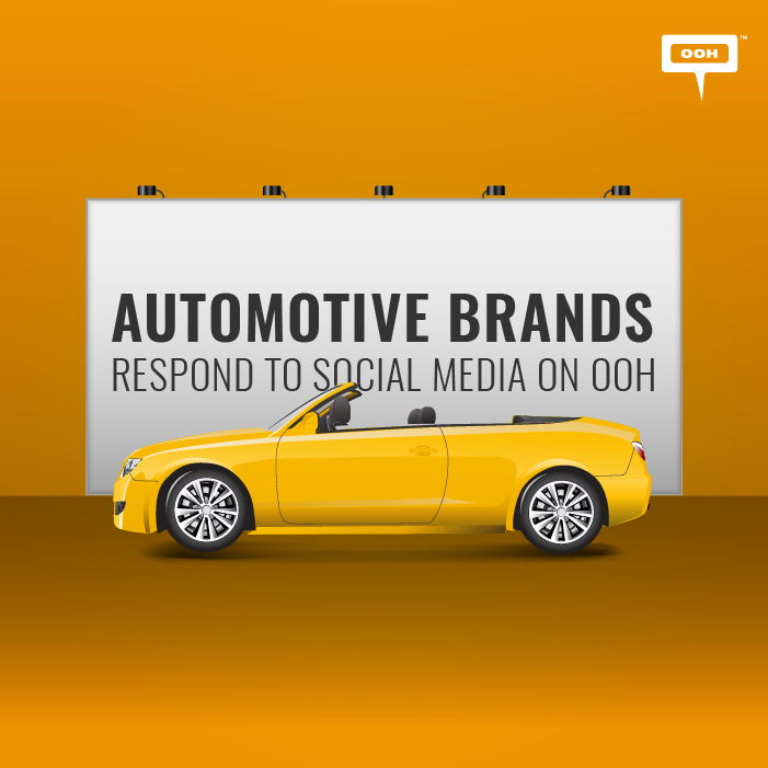 How a social media campaign provoked and changed the OOH market?