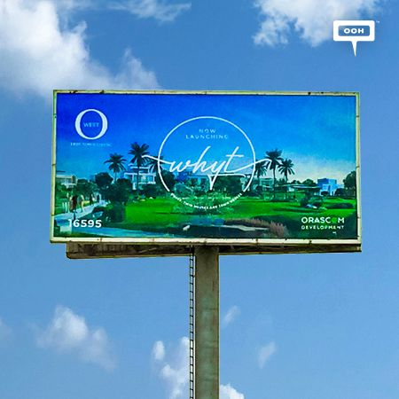 Orascom Development releases O Whyt with an outdoor campaign