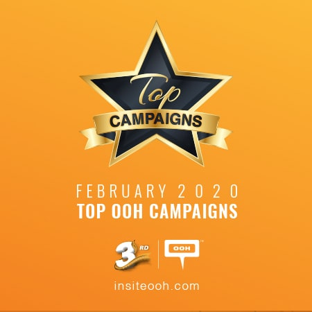 February reflects minor changes in the Top 20 Campaigns of Greater Cairo