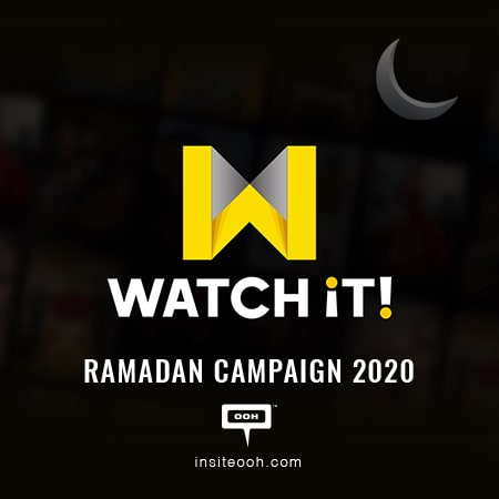 Watch iT dominates Cairo's billboards just for Ramadan