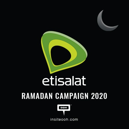 Etisalat gets generous on Cairo's billboards for Ramadan with Ahmed Helmy