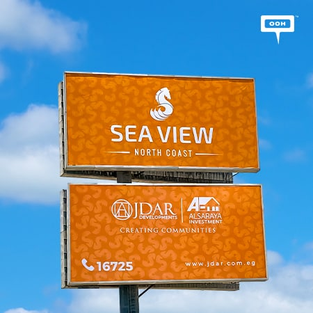 Sea View North Coast creates communities on an Egyptian outdoor campaign