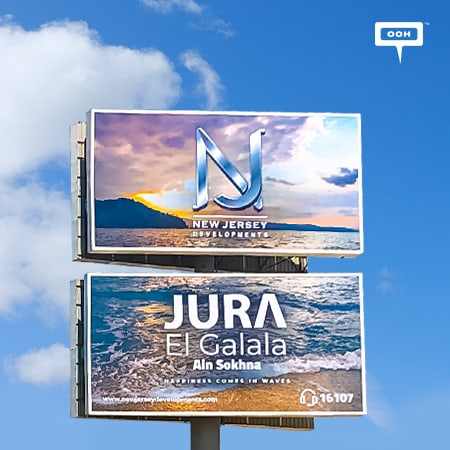 New Jersey Developments returns to Cairo's streets to introduce Jura El Galala
